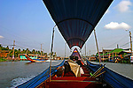 In Bangkok, the Chao Phraya is a major transportation artery for a vast network of ferries and water taxis, also known as longtails. More than 15 boat lines operate on the river and canals of the city, including commuter ferry lines.