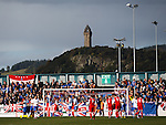 061012 Stirling Albion v Rangers