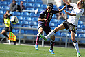 Yuki Nagasato (JPN), MARCH 7, 2012 - Football / Soccer : Yuki Nagasato of Japan in action during the Algarve Women's Football Cup 2012 final match between Germany 4-3 Japan at Algarve Stadium, Faro, Portugal. (Photo by AFLO) [2268]