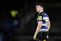 Pat Jenkinson of Bath United looks on during a break in play. Aviva A-League match, between Bath United and Wasps A on December 28, 2016 at the Recreation Ground in Bath, England. Photo by: Patrick Khachfe / Onside Images