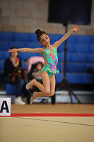 Liah Pogosian???, Level-4 (RAL) @ LA Cup 2017. (Correction please, if ID is not correct, thanks!)