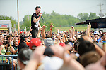 Greek Fire performing at Pointfest 30 on May 19, 2012.
