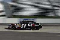 30 March - 1 April, 2012, Martinsville, Virginia USA.Denny Hamlin, FedEx Freight Toyota Camry.(c)2012, Scott LePage.LAT Photo USA