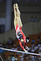 Yu Minobe (JPN), AUGUST 13, 2011 - Artistic Gymnastics : The 26th Summer Universiade 2011 Shenzhen Women's Team competition Uneven Bars at Shenzhen Baoan Gymnasium, Shenzhen, China. (Photo by YUTAKA/AFLO SPORT) [1040]