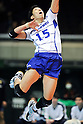 Tatsuya Fukuzawa (Panthers), MARCH 5, 2011 - Volleyball : 2010/11 Men's V.Premier League match between Toyoda Gosei Trefuerza 1-3 Panasonic Panthers at Tokyo Metropolitan Gymnasium in Tokyo, Japan. (Photo by AZUL/AFLO)..