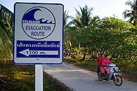 Koh Mook, Thailand, March 2007. Koh Mook is the place to be if one is looking for a quiet retreat in a small island in the Andaman Sea. Photo by Frits Meyst/Adventure4ever.com