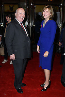 LONDON, ENGLAND - OCT 31: Lord Julian Fellowes, Fiona Bruce at the Sixth annual awards celebrating the efforts of local people fighting to saving heritage areas and historic sites under threat at Palace Theatre on October 31st, 2016 in London, England.<br /> CAP/JOR<br /> &copy;JOR/Capital Pictures /MediaPunch ***NORTH AND SOUTH AMERICA ONLY***