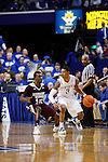 UK guard, Tyler Ulis, sets up for a pass at in their game against the Bulldogs at Rupp Arena in Lexington, Ky. on Tuesday,January 12, 2016. Photo by Josh Mott | Staff.