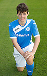 St Johnstone Academy Under 17&rsquo;s&hellip;2016-17<br />Oliver Hamilton<br />Picture by Graeme Hart.<br />Copyright Perthshire Picture Agency<br />Tel: 01738 623350  Mobile: 07990 594431