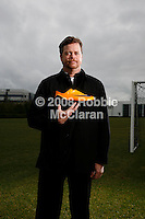 Mark Parker, CEO of Nike, photographed by Robbie McClaran at Nike Campus, Beaverton Oregon, near Portland Oregon