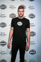 Image from the Brut BRUTslap ad campaign launch event, October 28, 2010.