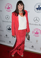 BEVERLY HILLS, CA, USA - OCTOBER 11: Anjelica Huston arrives at the 2014 Carousel Of Hope Ball held at the Beverly Hilton Hotel on October 11, 2014 in Beverly Hills, California, United States. (Photo by Celebrity Monitor)