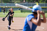2014 softball: Los Altos High School vs. Mountain View High School
