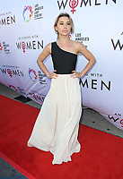 HOLLYWOOD, CA - May 13: Oleysa Bulin, At Los Angeles LGBT Center's An Evening With Women At The Hollywood Palladium In California on May 13, 2017. Credit: FS/MediaPunch