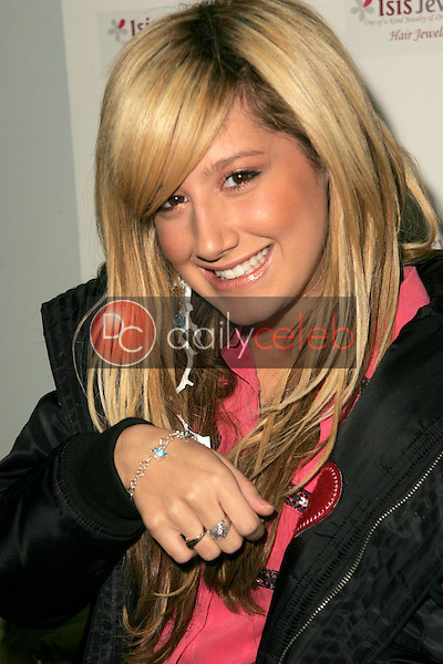 Ashley Tisdale wearing designs by Fileena<br />