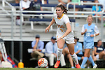 06 September 2015: USC's Morgan Andrews. The University of North Carolina Tar Heels played the University of Southern California Trojans at Koskinen Stadium in Durham, NC in a 2015 NCAA Division I Women's Soccer match. UNC won the game 2-1.