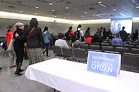 "The Guiding Lights Weekend 2012: Live Like a Citizen. ""Citizens Salon: Citizen Journalists and The Story of Us."""