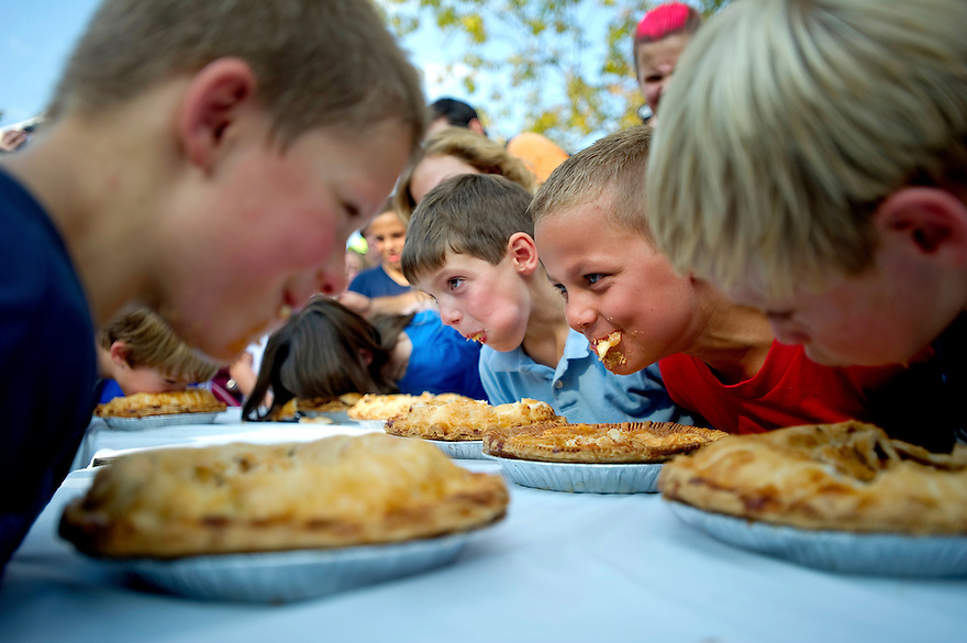 Kids Food Eating Contest