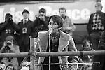 Peace Movement. Peace People. Peace March. Joan Baez Trafalgar Square. 1976.