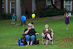 09/25/2011 - Medford/Somerville, MA - Women relax on the quad during Tufts Community Day on Sunday, September 25, 2011. (Jodi Hilton for Tufts University)