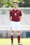 31 August 2014: Elon's Jonathan Coleby (ENG). The Elon University Phoenix played the Loyola Marymount University Lions at Koskinen Stadium in Durham, North Carolina in a 2014 NCAA Division I Men's Soccer match. Elon won the game 1-0.
