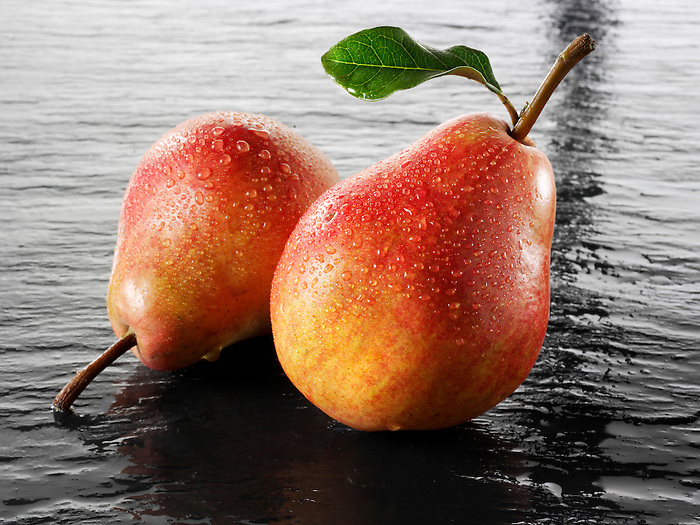 Food photography of Pears fruit