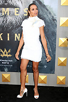 """HOLLYWOOD, CA - MAY 8: Dania Ramirez at the premiere Of Warner Bros. Pictures' """"King Arthur: Legend Of The Sword"""" at the TCL Chinese Theatre In California on May 8, 2017. Credit: David Edwards/MediaPunch"""