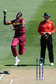16.02.2015. Nelson, New Zealand.  Jason Holder from the West Indies during the 2015 ICC Cricket World Cup match between West Indies and Ireland. Saxton Oval, Nelson, New Zealand.