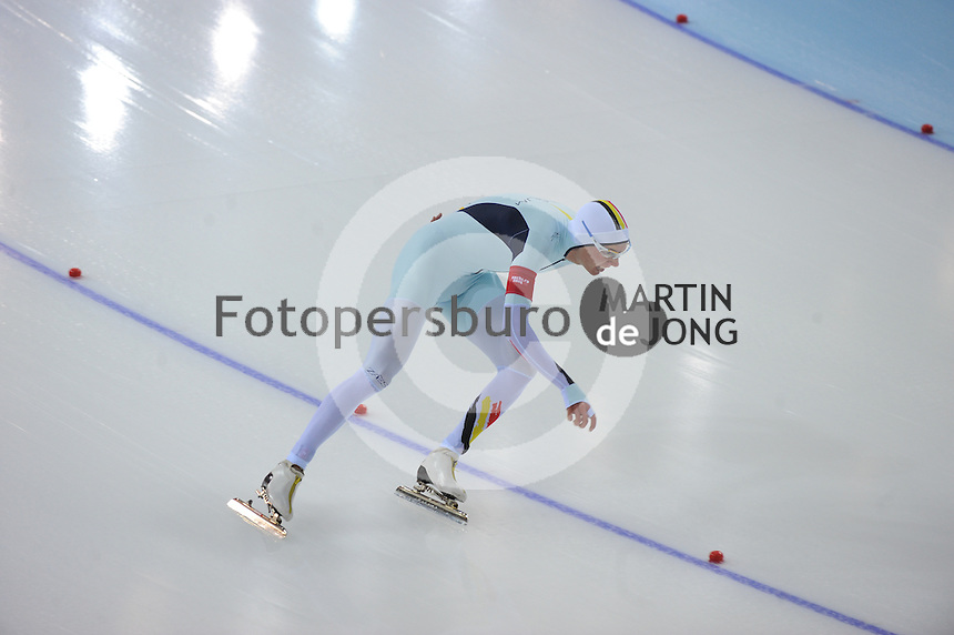 OLYMPICS: SOCHI: Adler Arena, 15-02-2014, Men's 1500m, Bart Swings (BEL), ©photo Martin de Jong