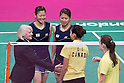 2012 Olympic Games - Badminton - Women's Doubles Semi-Finals