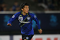Akihiro Sato (Gamba), .MAY 16, 2012 - Football : AFC Champions League 2012 .Qualifying 6th Round Group E match between .Gamba Osaka 0-2 FC Adelaide United FC .at Expo 70 Stadium, in Osaka, Japan. (Photo by Akihiro Sugimoto/AFLO SPORT) [1080]