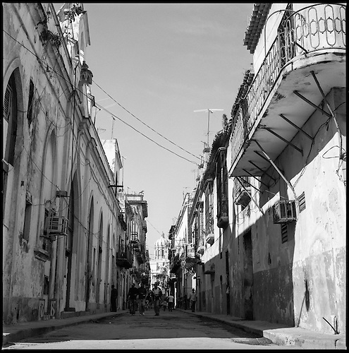 Old Havana, Cuba by Paul Cooklin