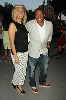 NEW YORK, NY-August 24: Kevin Liles, Erika Liles at Miramax & Roadside Attraction presents a special screening of Southside with You  at the Landmark Sushine Cinema in New York. August 24, 2016. Credit:RW/MediaPunch