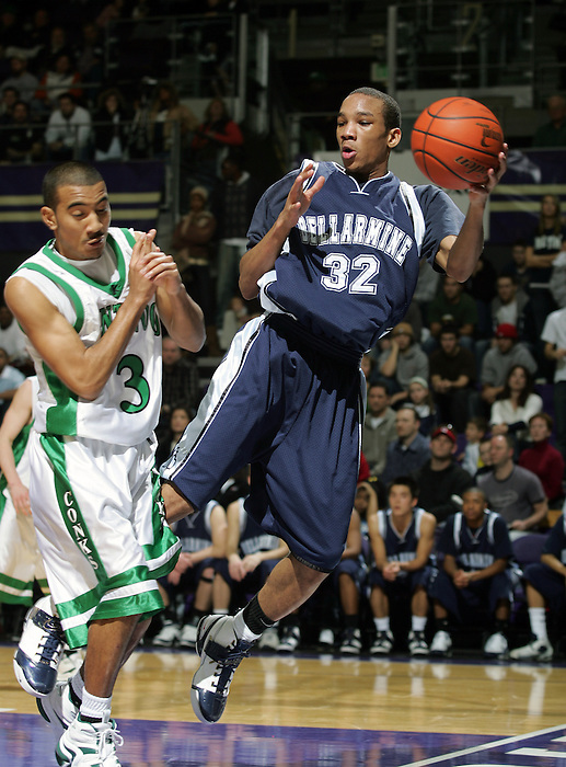 21 January 2008: King Holiday Hoopfest, Seattle WA.. Kentwood vs Bellarmine Prep at the UW Bank of America Arena