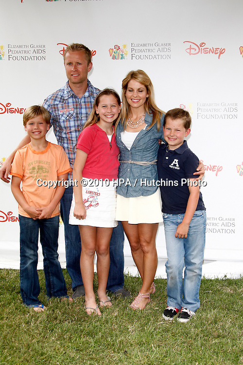 Candace Cameron Bure.arrives at the 2010 A Time For Heroes  Benfiting the Elizabeth Glaser Pediatric Aids Foundation.Wadsworth Theater Grounds.Westwood, CA.June 13, 2010.©2010 HPA / Hutchins Photo..