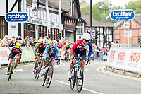 Picture by Alex Whitehead/SWpix.com - 12/05/2017 - Cycling - Tour Series Round 3, Northwich - Matrix Fitness Grand Prix - Storey Racing