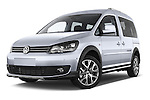 Volkswagen Caddy Cross Mini MPV 2013