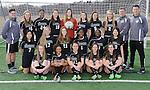 4-28-15, Huron High School girl's varsity soccer team