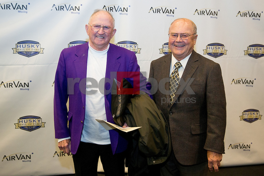 The 2014 University of Washington Hall of Fame ceremony October 23, 2014 (Photography by Red Box Pictures)