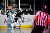 Jonathan Bernier (Los Angeles Kings, #45) before ice-hockey match between Los Angeles Kings and Phoenix Coyotes in NHL league, March 3, 2011 at Staples Center, Los Angeles, USA. (Photo By Matic Klansek Velej / Sportida.com)