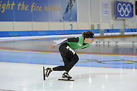 SCHAATSEN: SALT LAKE CITY: Utah Olympic Oval, 12-11-2013, Essent ISU World Cup, training, Ireen Wüst (NED), ©foto Martin de Jong