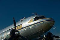 Douglas DC 3 Spirt of the Skeena, CF-PWH  Canadian Museum of Flight Langley B.C. CYNJ