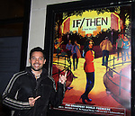 11-16-13 Jason Tam - LaChanze - Idina Menzel - If/Then opens on Broadway at Richard Rodgers Theatre