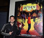 11-16-13 Jason Tam - LaChanze - Idina Menzel - If/Then opens on Broadway at Richard Rodgers Theatre
