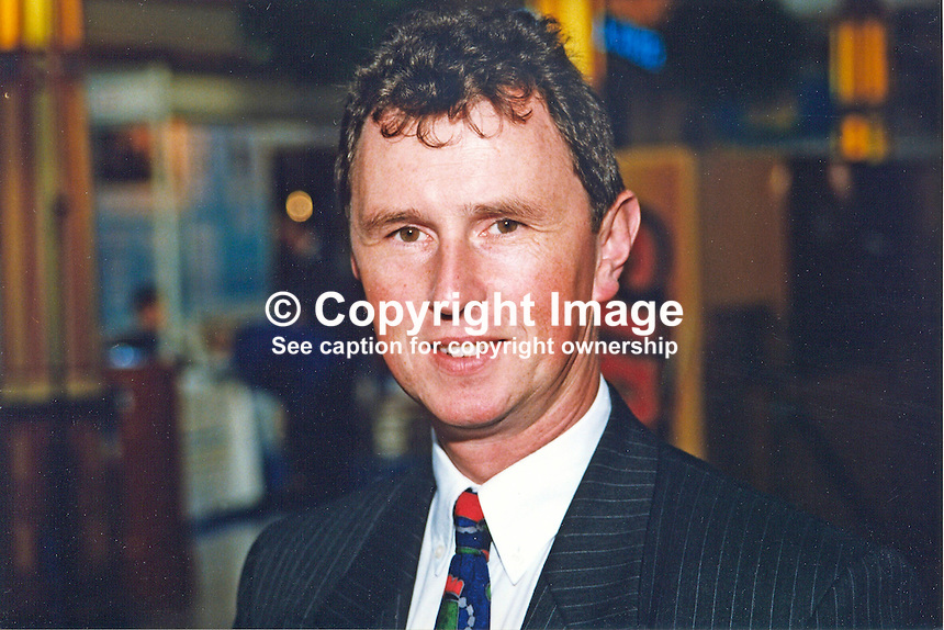 Nigel Evans, MP, Conservative Party, UK, 19971034NE.<br /> <br /> Copyright Image from Victor Patterson,<br /> 54 Dorchester Park, Belfast, UK, BT9 6RJ<br /> <br /> t1: +44 28 90661296<br /> t2: +44 28 90022446<br /> m: +44 7802 353836<br /> <br /> e1: victorpatterson@me.com<br /> e2: victorpatterson@gmail.com<br /> <br /> For my Terms and Conditions of Use go to<br /> www.victorpatterson.com