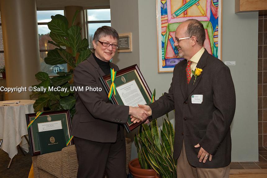 Kroepsch Maurice Award Ceremony