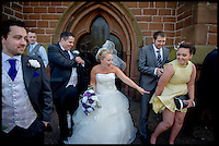 Jenny and Andy's Wedding 09082014