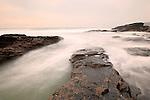 Trebarwith Strand, Cornwall, UK
