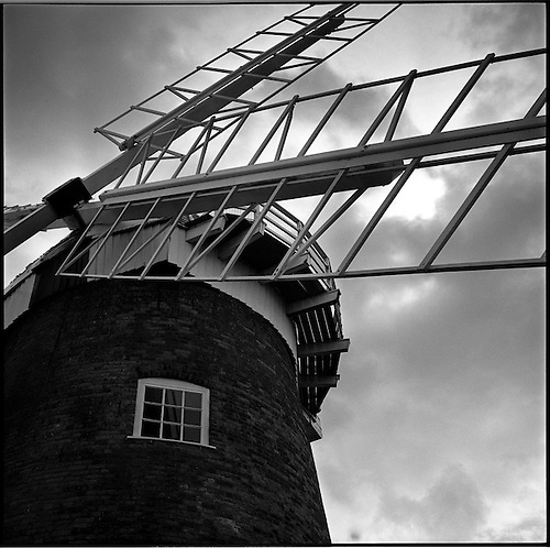 Horsey Windpump VIII, Norfolk 2013 by Paul Cooklin
