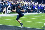 Chris Polk, touchdown The University of Washington Huskies beat the University of Arizona 42-31 at Husky Stadium in Seattle, Wash. on Saturday October 29, 2011.(Photography By Scott Eklund/Red Box Pictures)